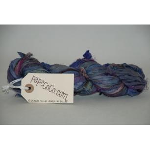 RIBBON SILK - AMELIA BLUE