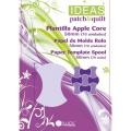 Plantilla de Papel Apple Core