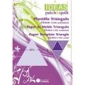 Plantilla de Papel Triángulo